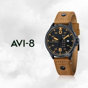 AV-4003-0B [남성용 항공시계] [AVI-8 애비에이트 본사정품]