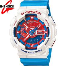 GA-110AC-7A [빅페이스 도라에몽] [20기압 방수] [G-SHOCK 지샥 쥐샥 정품]