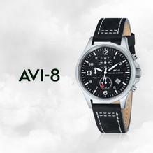 AV-4001-01 [남성용 항공시계] [크로노그래프] [AVI-8 애비에이트 본사정품]