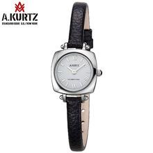 AK57-SBL/WH [여성용 시계] [세미 사파이어 글라스] [에이커츠 한국본사정품]